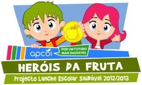 Heróis da Fruta! Um novo projecto onde vamos participar!