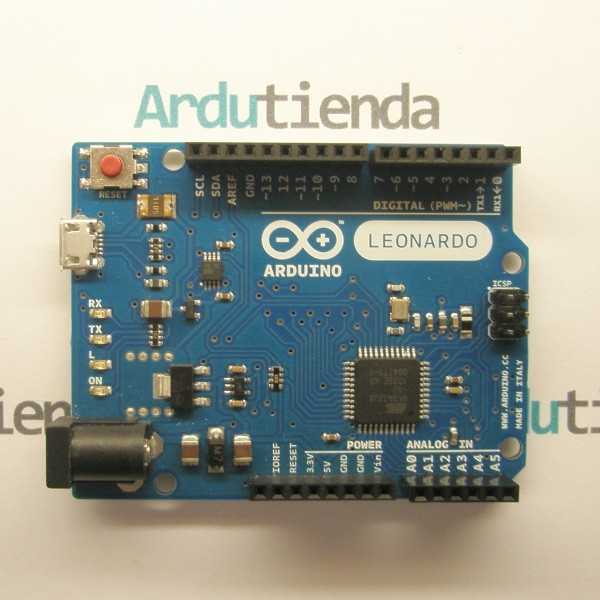 Control of temperature and humidity sensor on arduino