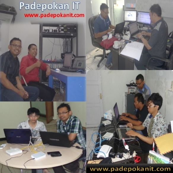 In House Training Mikrotik