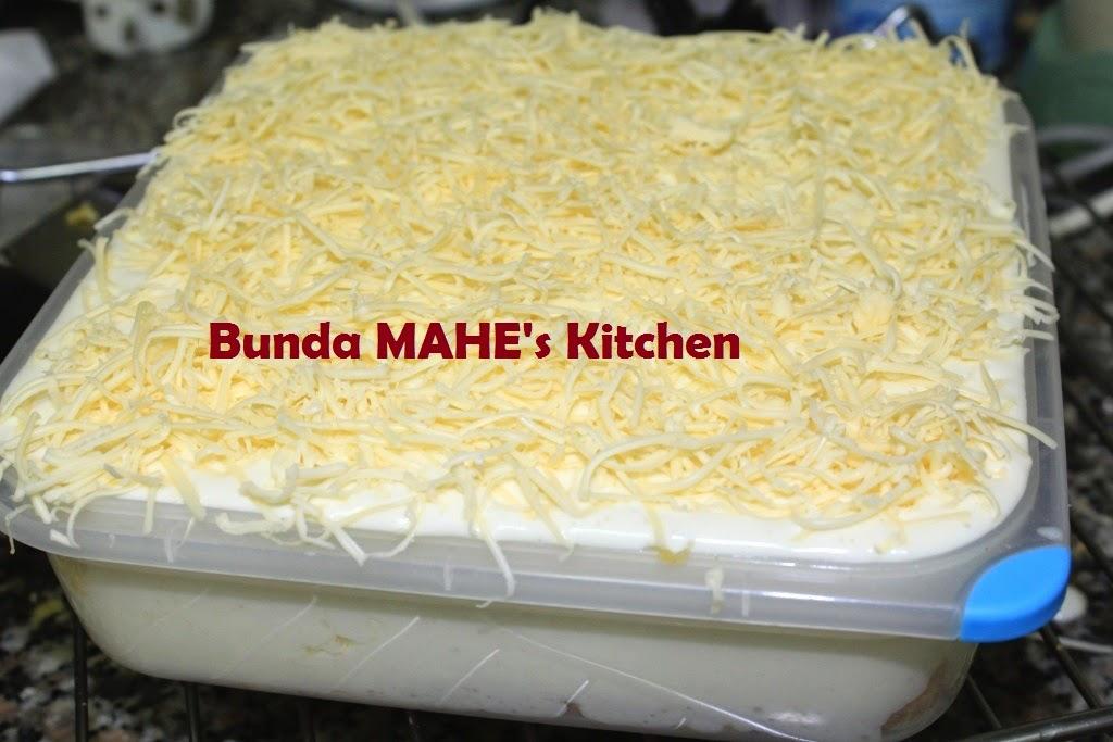 My Resipi Cheese Cake