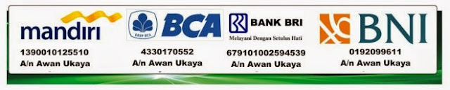 rekening bank denature indonesia