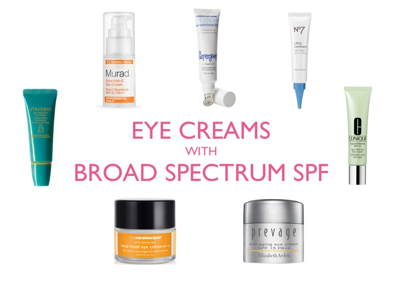 Eye-Creams-With-SPF