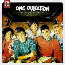 لأغنية What Makes You Beautiful من قبل One Direction