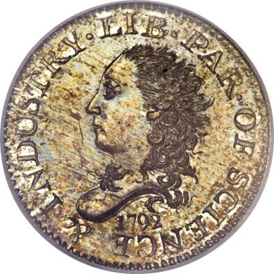 1792 silver nickel sells for $1.41 million