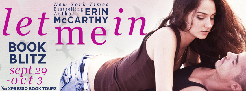 Blitz: Let Me In by Erin McCarthy