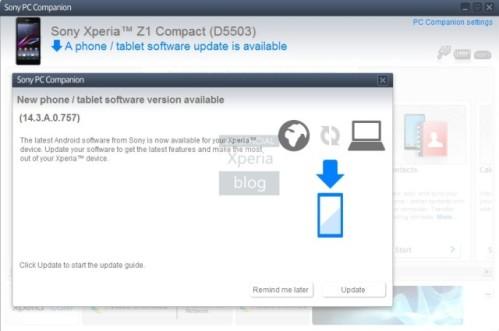 Nuovo firmware Sony per risolvere un problema all'audio su alcuni smartphone Xperia KitKat