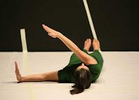 El 23 y el 24 de marzo de 2012 cuatro coreografías de Cindy Van Acker en el Teatro Central de Sevilla