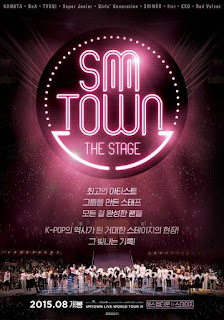 Film SMTOWN The Stage 2015