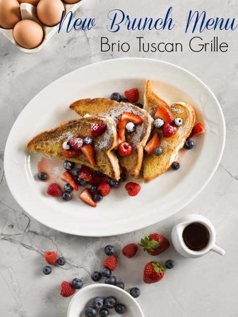 Enjoy mother 39 s day brunch with new menu at brio tuscan for Bravo brico