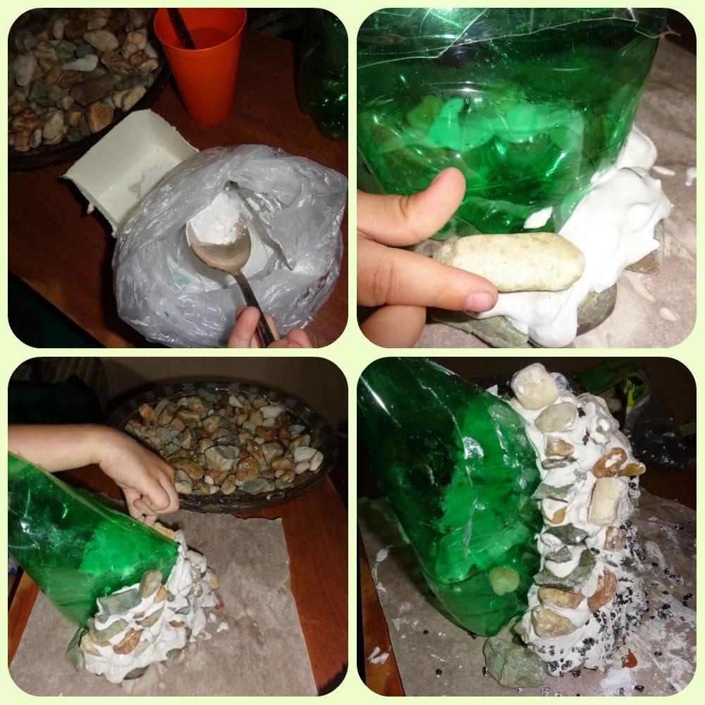 Грот из камней для аквариума своими руками Как сделать грот из дерева
