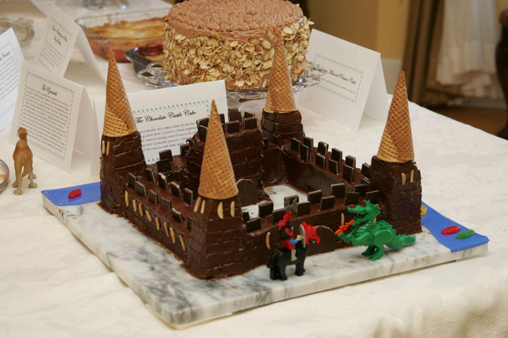 chocolate castles