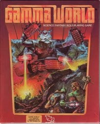 Gamma World 2e