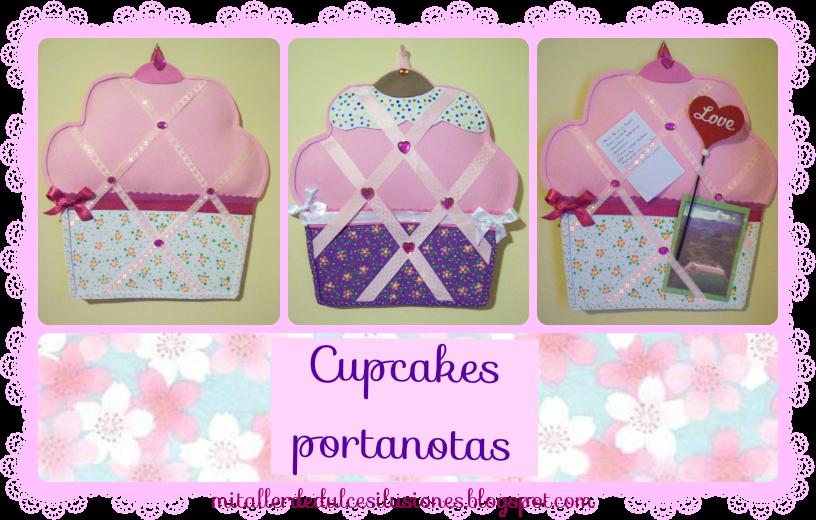 cupcakes de foami | Aprender manualidades es facilisimo.com: www.imagui.com/a/cupcakes-en-foami-moldes-iMdXkdbe9