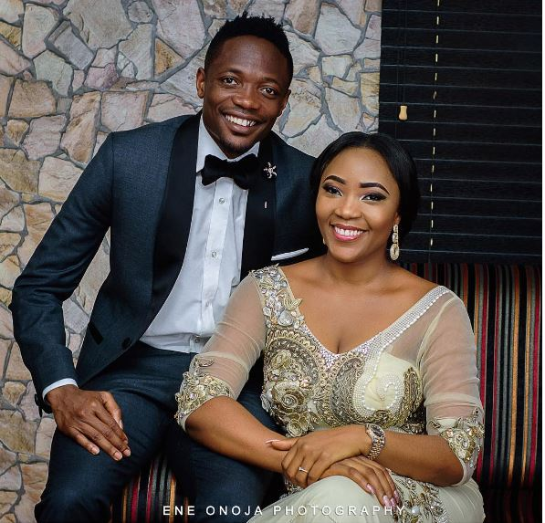 PHOTOS: Ahmed Musa Weds Juliet