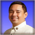 Congressman Dato Arroyo, 2nd District, Camarines Sur