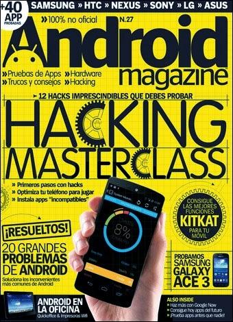 Android Magazin Marzo 2014 - 20 Problemas de Android Resueltos