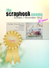Scrapbook Awards