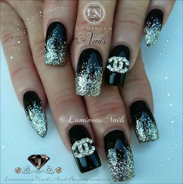 luminous nails april 2014