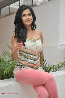 Sharmila Mandre Latest Pictures in Pink Jeans  0009.jpg