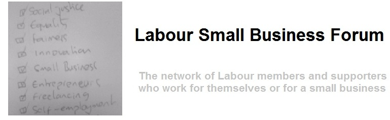 Labour Small Business Forum