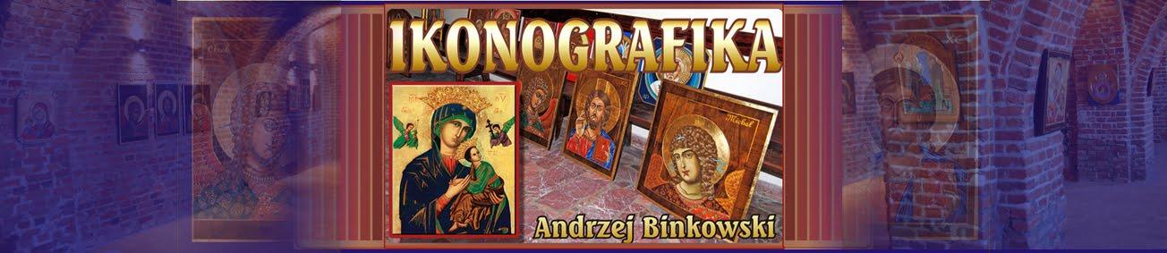 IKONOGRAFIKA Andrzej Binkowski