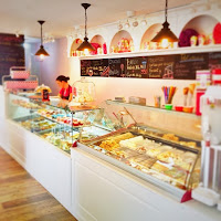 Interior de Cupcakes & Go