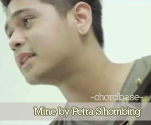 chord mine petra sihombing