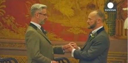 Matrimonio gay en Inglaterra y Gales