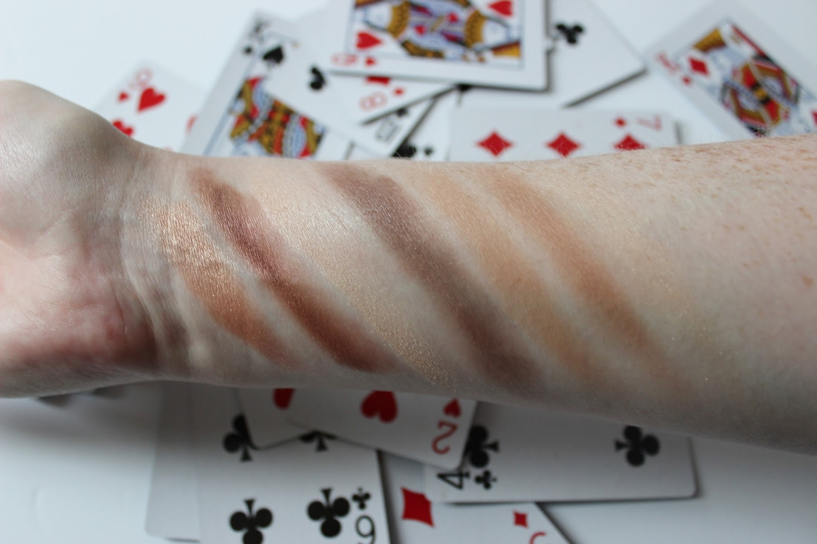 Kiko Daring Game collection packaging eye shadow palette and bronzer duo swatches