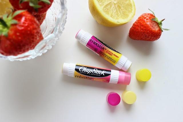 Chapstick Mixstix Lip Balms
