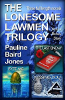 Pauline Baird Jones, author, writer, romantic suspense author, science fiction romance author, the last enemy