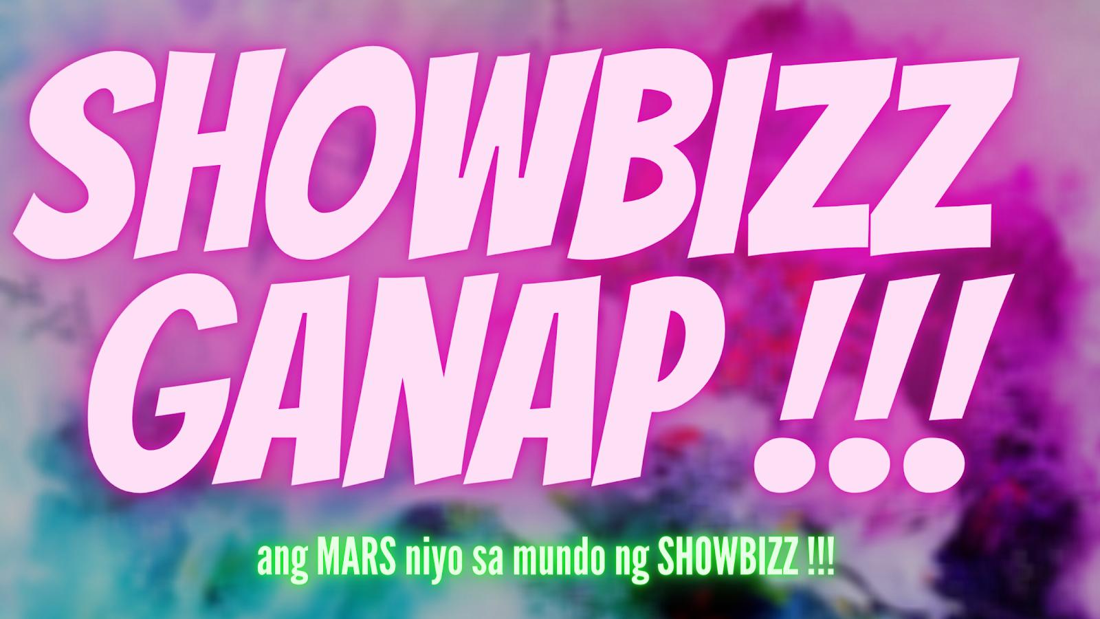 Showbizz Ganap