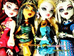 Monster High Facebook