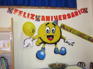 4.º aniversário da BE