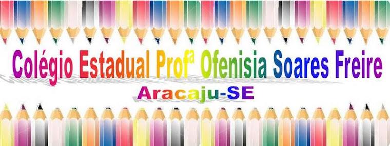 Blog do Colégio Estadual Professora Ofensia Freire