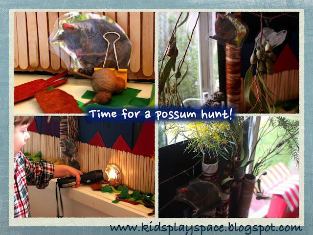 Nocturnal Possum Small World