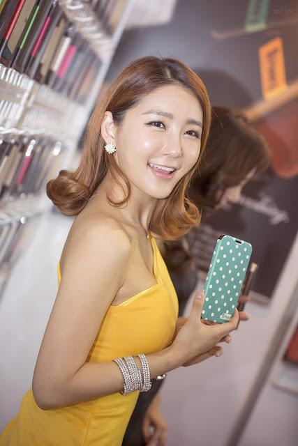 5 Bang Eun Young - KITAS 2013  - very cute asian girl - girlcute4u.blogspot.com
