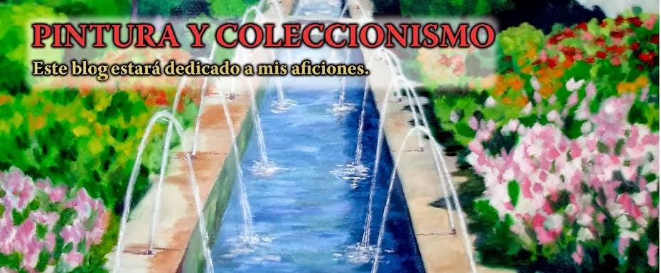 PINTURAS Y COLECCIONISMO
