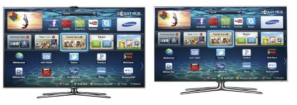 samsung 55 slim led 3d hdtv 1080p