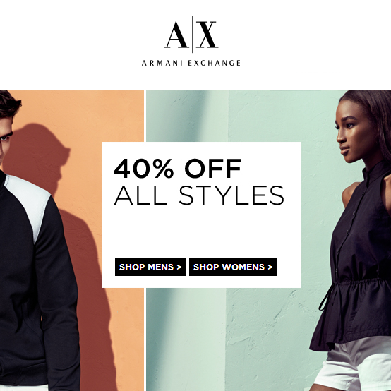 http://www.armaniexchange.com/home.do