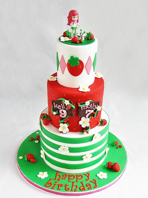 Strawberry Shortcake How Do You Make A Friendship Cake