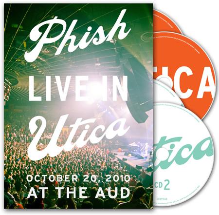 Phish: Live In Utica 2010