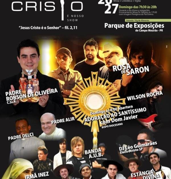 Cristo Nosso Show Minist Rio Jovem Rcc Diocese De