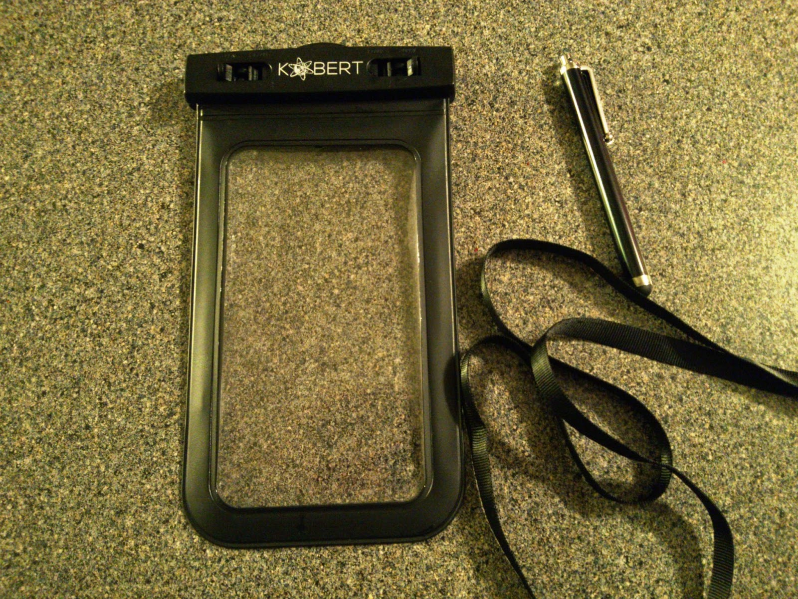 Kobert Waterproof Case Review