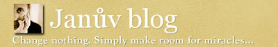 Janův blog