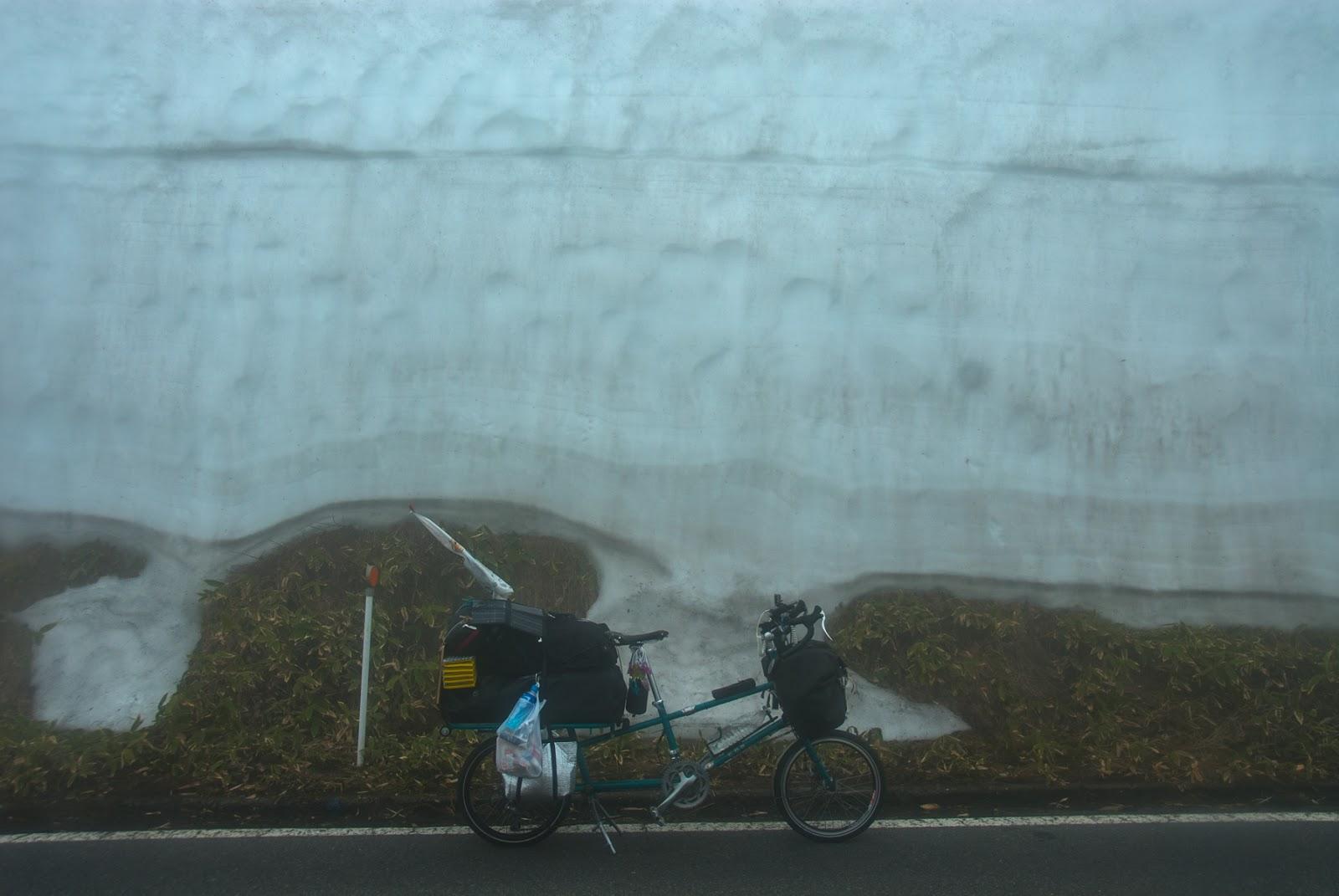 雪の回廊とE.B.S Work