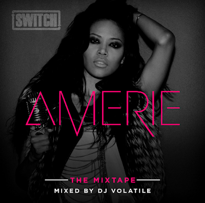 DJ Volatile - The Amerie Mixtape (2014)