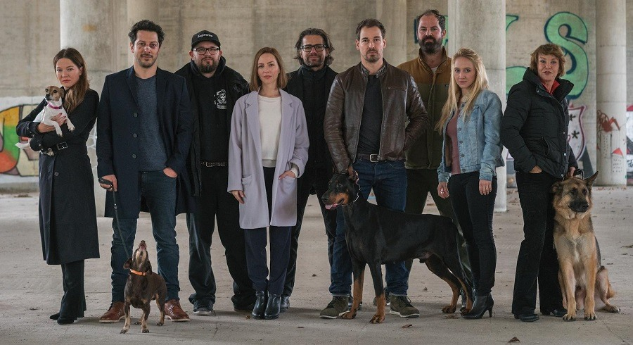 Dogs of Berlin Netflix Torrent Imagem