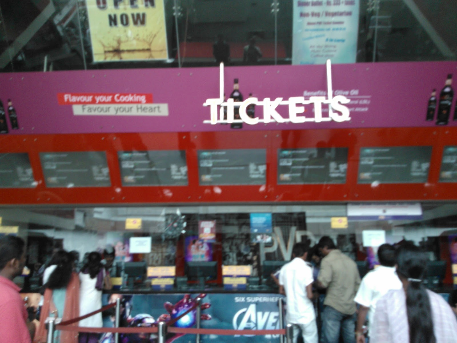 how to cancel online booked movie tickets
