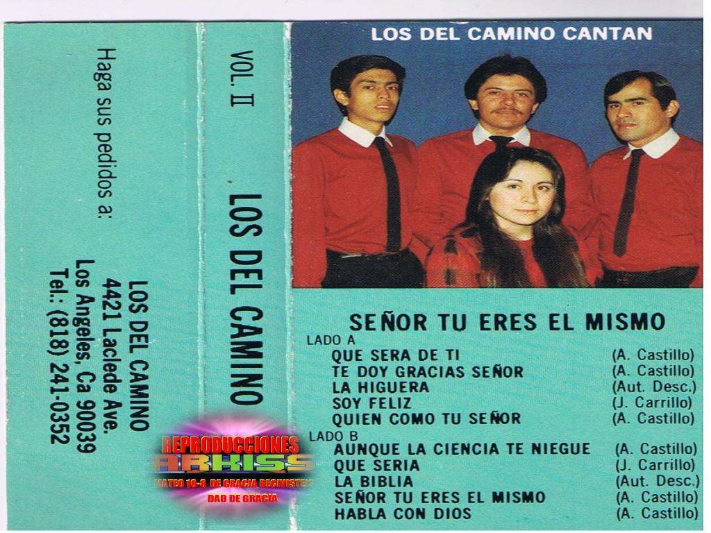 Los Del Camino-Vol 2-Señor Tu Eres El Mismo-